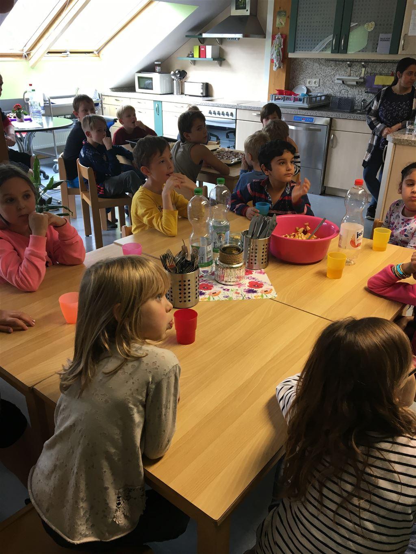 Kindertagesstatte St Peter Grossheubach Padagogische Arbeit